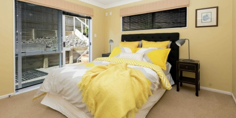 Home Staged Bedroom in Auckland recent example 14