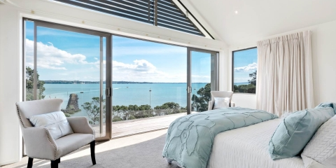 Home Staged Bedroom in Auckland recent example 1
