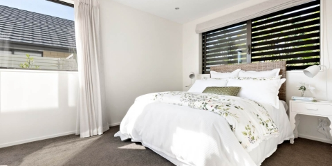 Home Staged Bedroom in Auckland recent example 2