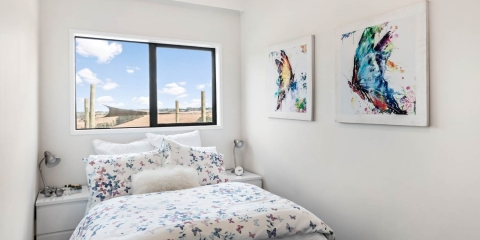 Home Staged Bedroom in Auckland recent example 15