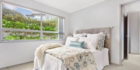 Home Staged Bedroom in Auckland recent example 17