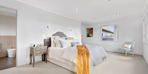 Home Staged Bedroom in Auckland recent example 18