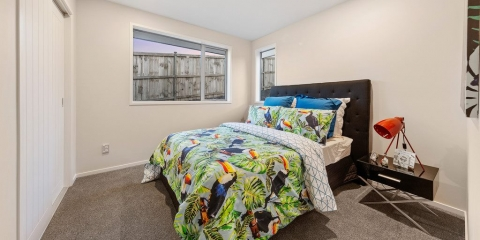 Home Staged Bedroom in Auckland recent example 21