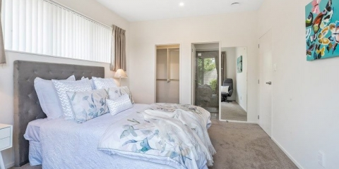 Home Staged Bedroom in Auckland recent example 25