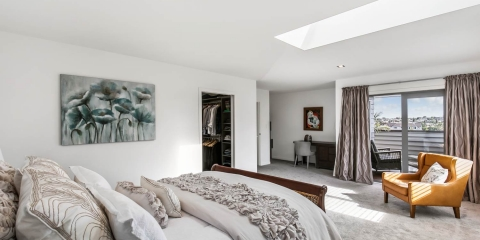 Home Staged Bedroom in Auckland recent example 26