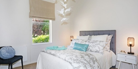 Home Staged Bedroom in Auckland recent example 7