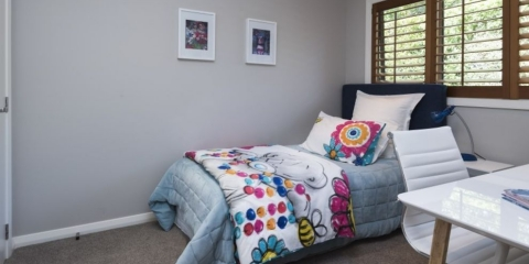 Home Staged Bedroom in Auckland recent example 9