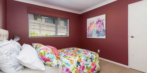 Home Staged Bedroom in Auckland recent example 12
