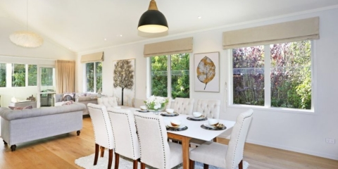 Home Staged Dining Room in Auckland 2019 example 1