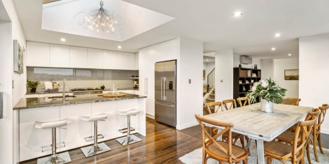 Home Staged Dining Room in Auckland 2019 example 22