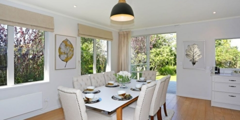 Home Staged Dining Room in Auckland 2019 example 6