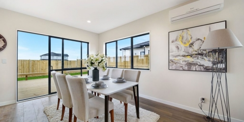 Home Staged Dining Room in Auckland 2019 example 12