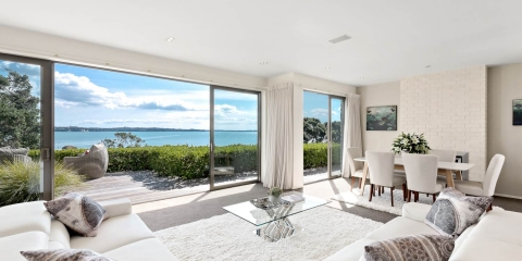 Home Staged Living Room in Auckland 2019 example 4