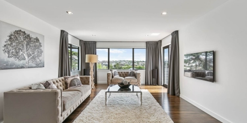 Home Staged Living Room in Auckland 2019 example 20