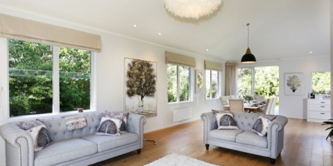 Home Staged Living Room in Auckland 2019 example 5