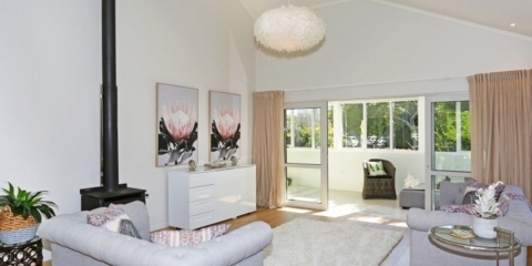 Home Staged Living Room in Auckland 2019 example 6
