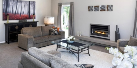 Home Staged Living Room in Auckland 2019 example 7