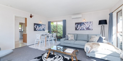 Home Staged Living Room in Auckland 2019 example 9