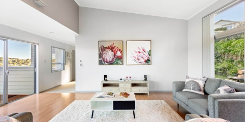 Home Staged Living Room in Auckland 2019 example 11