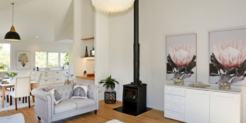 Home Staged Living Room in Auckland 2019 example 21