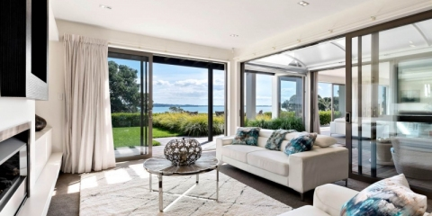 Home Staged Living Room in Auckland 2019 example 1
